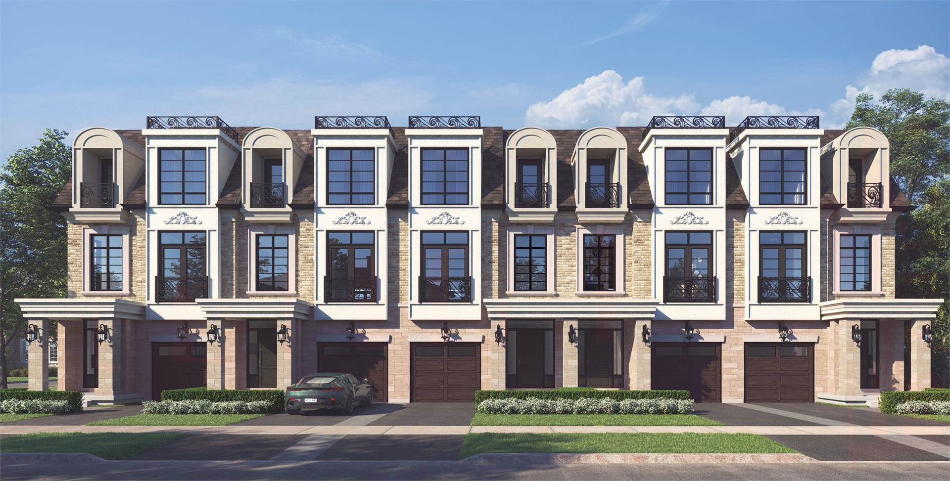121 East Townhomes